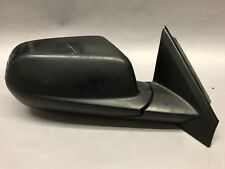 07 08 09 10 11 CRV Right Mirror Power Black Non Painted Non Heated Used OEM