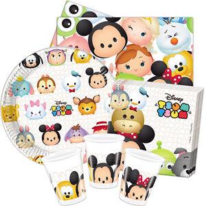 Disney Miles from Tomorrowland Fête D/'Anniversaire GAMME vaisselle /& décorations 1 C