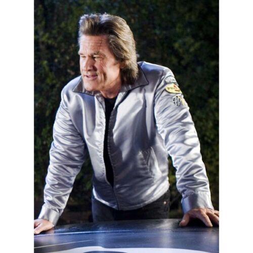 Kurt Proof Death Satin Stuntman Jacket Mike Discount Offer Russell Men's AqIXwxAd