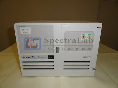 Varian ProStar 330 Photodiode Array Detector PDA Detector