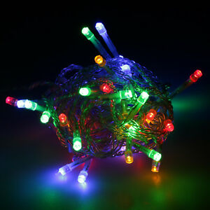 Lichterkette Weinachten Pixel LED weiß Pixel 12 Volt EEK A bis A++ 5,56 EUR//m