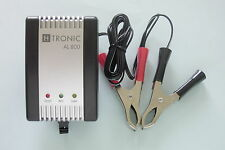 Ladegerät für Echolotbatterie Batterieladegerät  6V 12V 12Volt  800mA  Echolot
