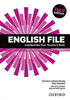 1 of 1 - English File third edition: Intermediate Plus: Teacher's Book with Test and...