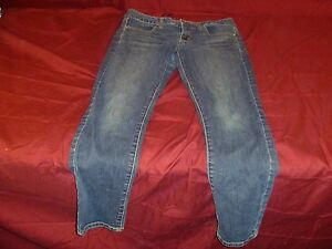 WOMENS-AMERICAN-EAGLE-JEGGINGS-SUPER-STRETCH-SKINNY-LIGHT-BLUE-6-28X25-JEANS