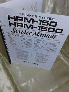 PIONEER HPM 150 - España - PIONEER HPM 150 - España