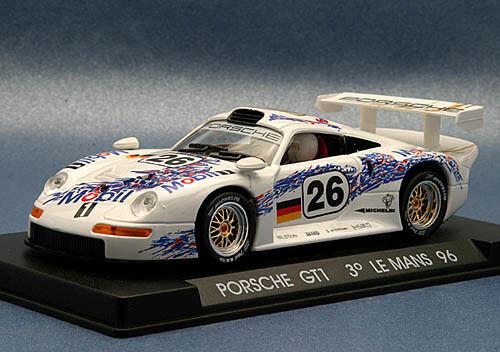 Fly Porsche Gt 1 35 1 32 Slot Coche-todos Gt 1 La Venta