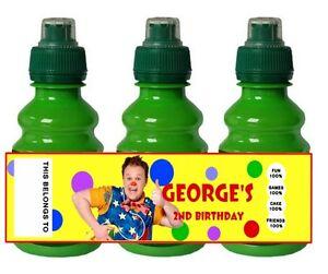 Personalizado-Senor-Tumble-Frutas-disparar-Botella-Etiqueta-Wrapper-Partido-Bolsa-Rellenos