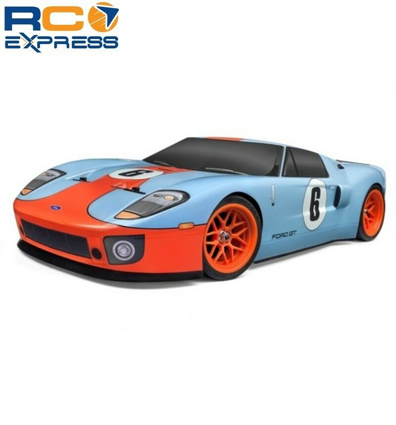 Hobby Products Intl. RS4 Sport 3 Flux Ford GT Heritage edizione HPI120098