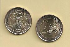 San Marino 2 Euro Kursmünze 2012