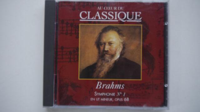 Brahms Symphony No.1 -  CD