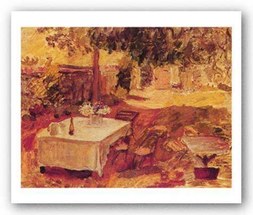 Summer Pierre Bonnard Art Print 22x18