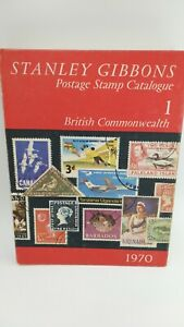 Postage-stamp-catalogue-1-British-Commonwealth-1970