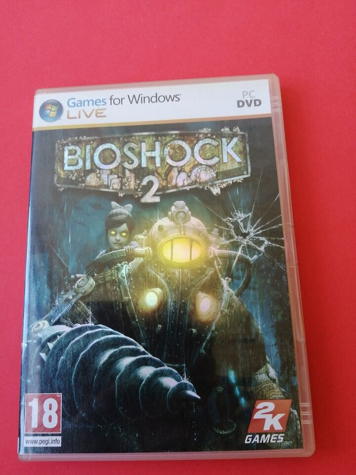 BIOSHOCK 2., til pc, adventure