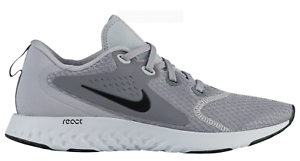 NIKE LEGEND REACT - A1625-003 MEN'S Wolf Grey Black Cool Grey Pure Platinum c1