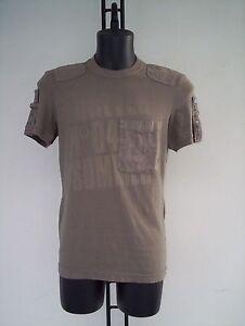 L Militaire D Couleur Colonial g Type Shirt T Tailles 8nOqPwHx