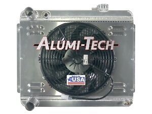 Awesome Mahindra Roxor Aluminum Replacement Radiator W Spal Fan Wiring Wiring Digital Resources Funapmognl