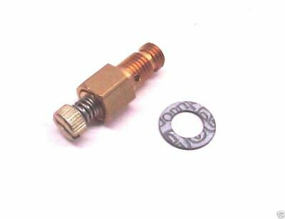 Genuine Tecumseh 632239 Carburetor Power Screw Main Jet Adjust OEM
