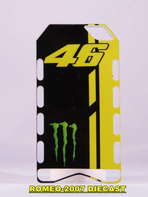 1:12 Pit board - pitboards Valentino Rossi Ducati 2011 test no minichamps RARE