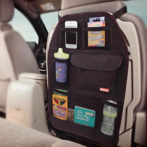 Organizer Schutzmatte für Autositz Rückseite Auto Rücksitzorganizer für Kinder