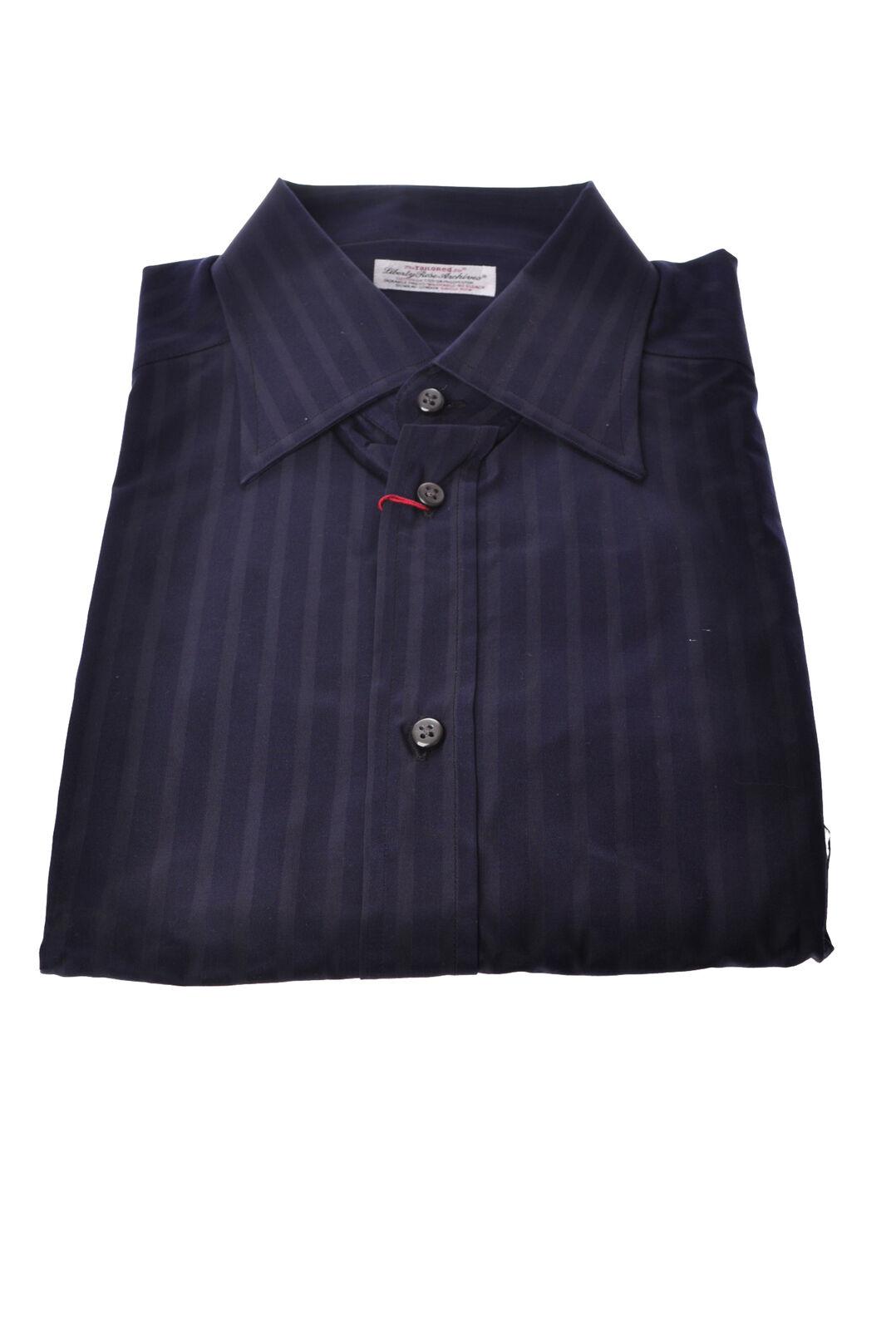 Liberty Rose  -  Shirt - Male - Blau - 3481321A182434