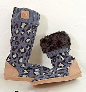 4c7df7d3f7e Victoria s Secret sz M(7-8) ~Fur-Lined Boot~ mukluk