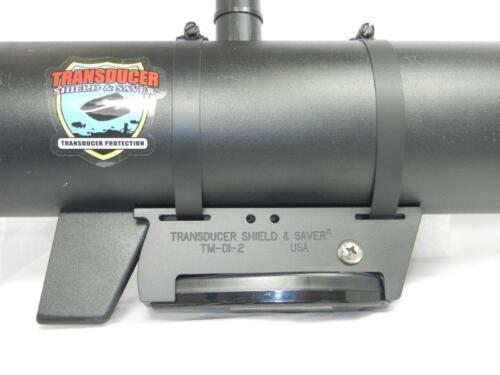 RD STRAPS TRANSDUCER SHIELD /& SAVER For Humminbird Down Image