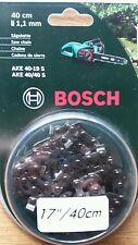 "GENUINE Bosch-AKE40 Chainsaw Chain F016800258 -- 17"" Chainsaws 3165140396479#"