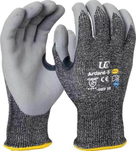10 x 5 UCI ARDANT ™ taglio livello 5 nitrile rivestimento NFT ® RTC ™ Palm en388 4543