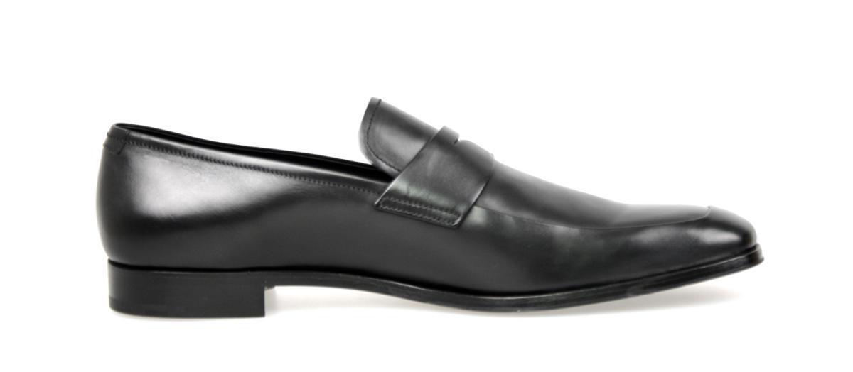 shoes PRADA LUSSO 2DB019 black black black NUOVE 11 45 45,5 5d1a5a