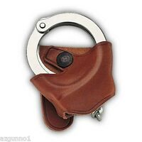 Sc7 Cuff Case For System Or Belt Left Hand In Tan Sc73