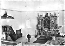 AK, Schönwalde am Bungsberg, Ev.Luth. Kirche, Innenansicht, 1967