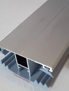 Verlegeprofil Mitte Auflagegummi 16mm Stegplatten