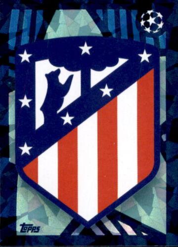 Topps Champions League 18//19 Club Logo Sticker 22