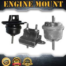 Westar-Trans /& Engine Motor Mount Set 4X For 1991-93 BUICK AVENUE V6 3.8L