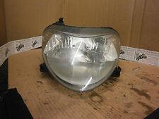 suzuki ay50 l/c katana  headlight unit  headlamp