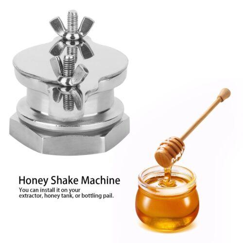 Quetschhahn Ablaufhahn Ablasshahn Honigschleuder Honig Bienenstock Edelstahl