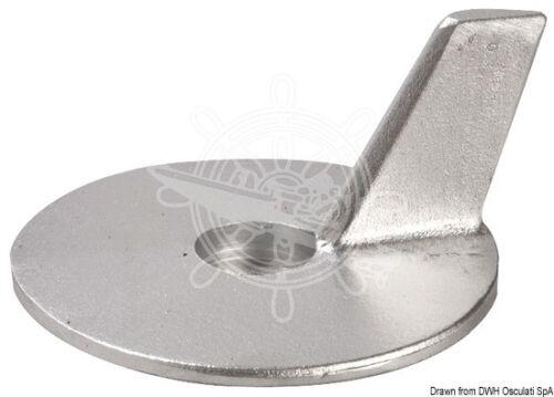 OSCULATI Aluminium Fin Anode Honda 25//50 Hp