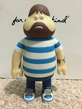 James Jarvis LEON BLUE Vinyl Toy Figure Amos Toy Silas Stussy