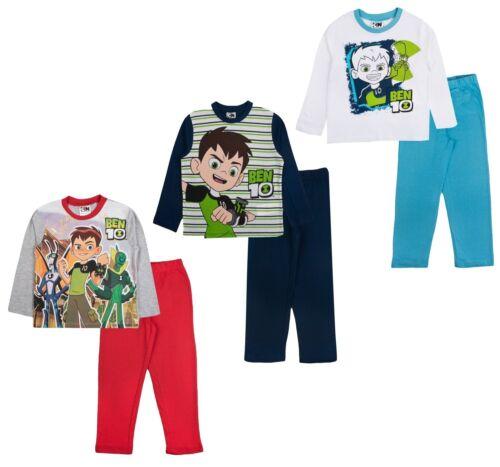 Boys Pyjamas Ben 10