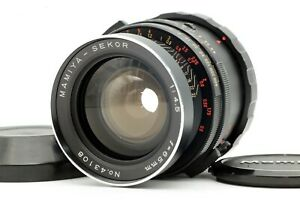 Eccellente-Mamiya-Sekor-65mm-f-4-5-Wide-Angle-Lens-per-RB67-Pro-S-dal-Giappone-SD