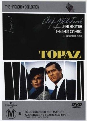 1 of 1 - Topaz (DVD, 2001)