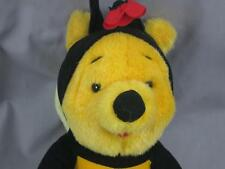 WINNIE THE POOH TEDDY BEAR BUMBLEBEE COSTUME PLUSH STUFFED ANIMAL DISNEY TOY