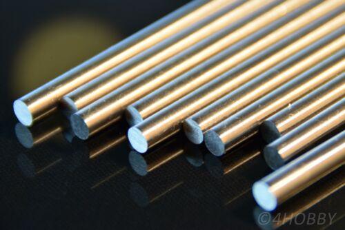 10x HSS Präzisionswellen 100 x 6mm Stahlwellen Schnellarbeitsstahl Welle Stahl