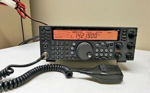 Nice-Kenwood-TS-570S-ham-radio-transceiver-all-mode-mulit-band-HF