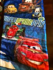 Boy Zone Race Cars Sleeping Bag Sleeping Bag Slumber Mat Indy Car Grand Prix Theme for Use as Nap Mat