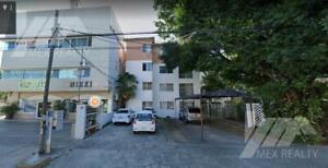 Departamento en Venta SM 45, Cancún, Q. Roo, 2 Recamaras, Cesión de Derechos Sin Posesión, Solo C...