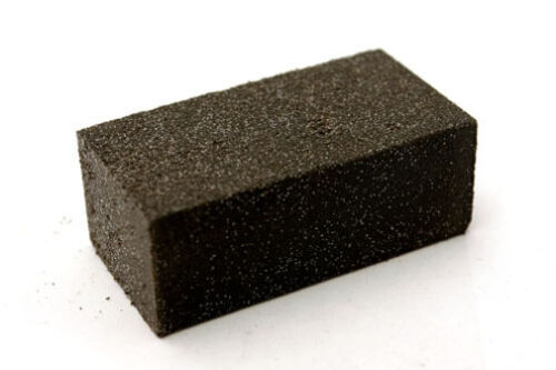 New Model Railway Track Cleaning Rubber Block Free 1st Post Gaugemaster GM26d