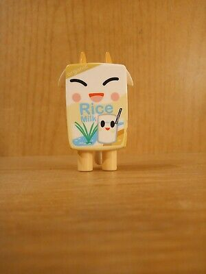 Herbie Organic Milk Tokidoki Moofia Series 2 3-Inch Mini Figure