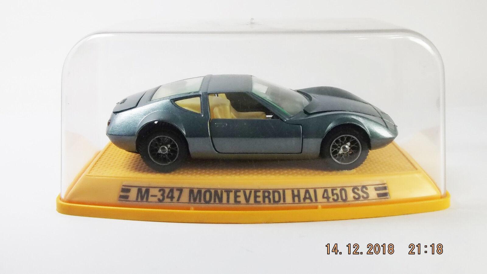 Monteverdi HAI 450 SS azul metallizzato 1 43 Pilen M347, boxed