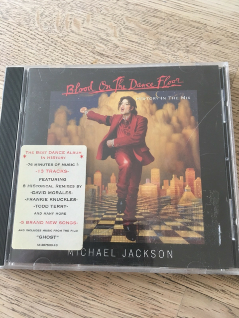 Michael Jackson: Blood On The Dance Floor (HIStory In The…